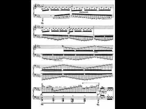 V. Ovchinnikov plays Liszt Transcendental Etudes - No.12 'Chasse-Neige'