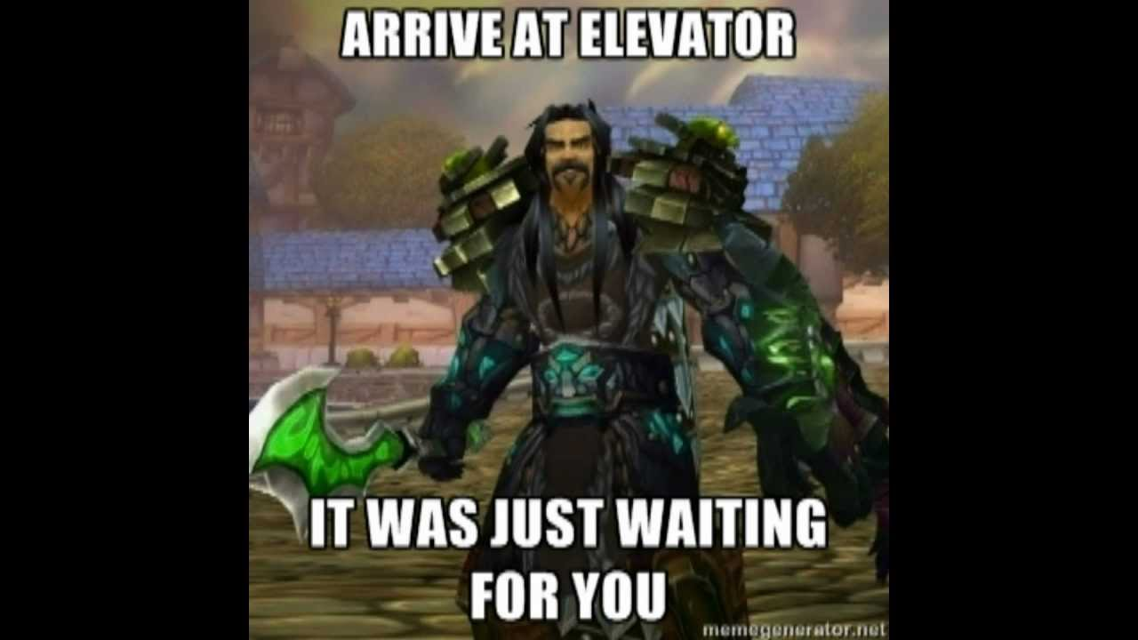 World Of Warcraft Memes Youtube