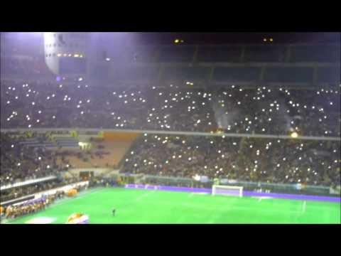 Fratelli d'Italia G Meazza S Siro stadium Milano