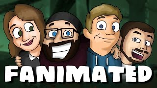 Dead by Daylight Animated feat. Gronkh, Pan, Curry und Tobi