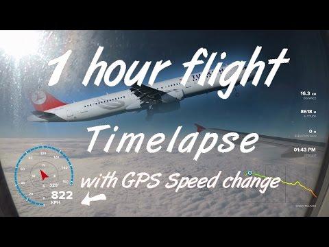GoPro Hero 5 Black - GPS Telemetry Timelapse Flight