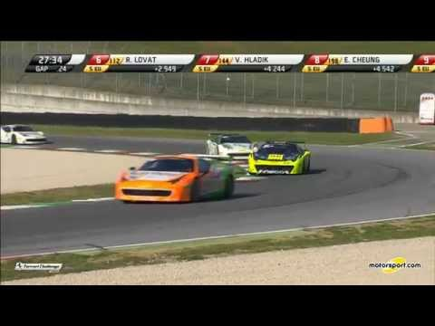 Ferrari Challenge EU Coppa Shell / North America - Race #1