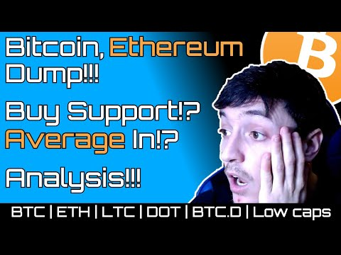 bitcoin-and-ethereum-dump!!-what's-next!?-|-chart-analysis-|-altcoins