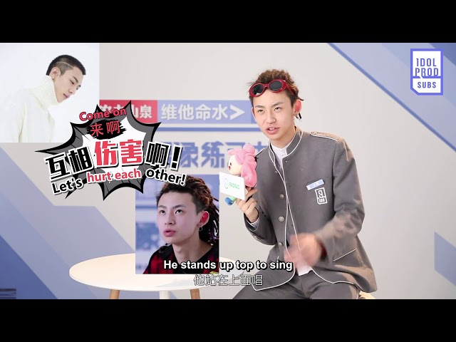 [ENG] Paopao Exclusive Interview with Xiao Gui: I want to become a person like MC Jin