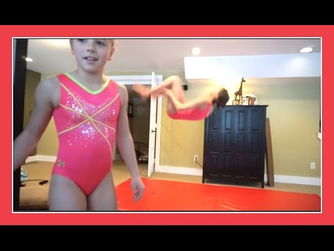 Snow Day Gymscool Workout & Chocolate Chip Cookie Call | Flippin' Katie