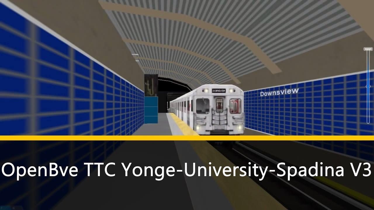 Subway] Free TTC subway driving simulator  Windows,Mac, Linux - Page