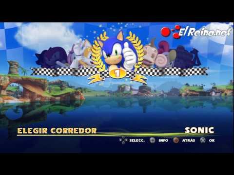 Vídeo análisis / review Sonic & SEGA All-Stars Racing - Multi
