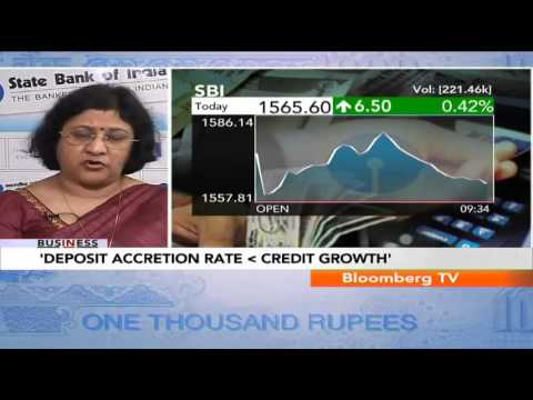 In Business - Seeing Corp Swing Back Into Loan Book: SBI