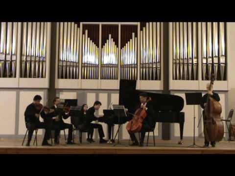 Франц Шуберт - Фортепианный квинтет ля мажор