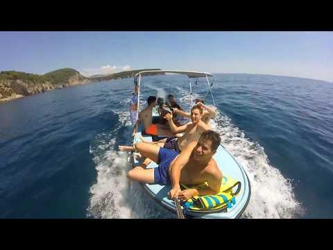 CROATIA  - Summer Holiday Trip 2017   GoPro   