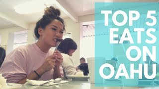 Oahu, Hawaii | Top 5 Places to Eat in Oahu