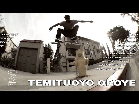 Temituoyo Oroye - Next New Wave