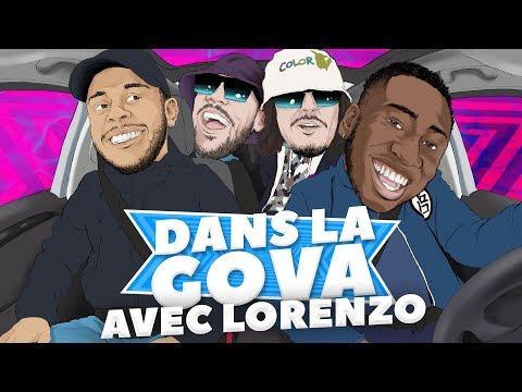 DANS LA GOVA avec Lorenzo, 'Rien à Branler' en EXCLU | TonioLife
