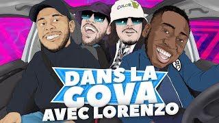 DANS LA GOVA avec Lorenzo,