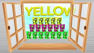 學習顏色Pj面具Dame Tu Cosita舞蹈杯約翰尼約翰尼是爸爸歌曲null