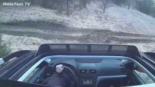 Skoda Yeti 2014 4x4 off road ride