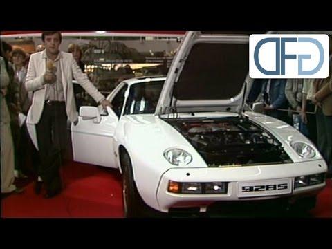 IAA 1979 - Porsche 928 S | Audi 200 5T | Peugeot 505 | Citroën CX | Datsun 280 ZXT
