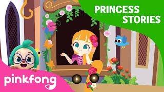 Rapunzel | Princess Stories | Princess World | Pinkfong Stories for Children