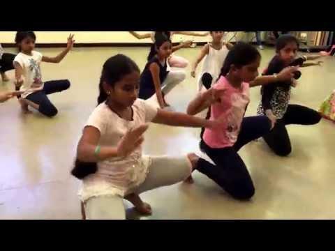 alarippu dance bharatanatyam