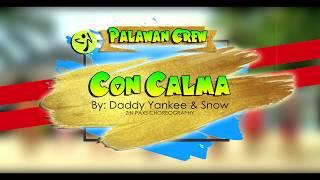 CON CALMA BY DADDY YANKEE FT. SNOW | ZIN PAXS | PLW CREW | REGGEATON