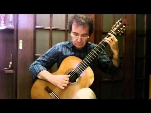 Greensleeves Classical Guitar Arrangement  Giuseppe Torrisi