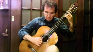 Greensleeves (Classical Guitar Arrangement by Giuseppe Torrisi)