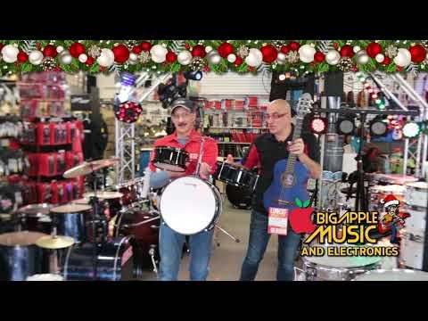 NH BIG APPLE MUSIC CHRISTMAS COMMERCIAL 2017   1