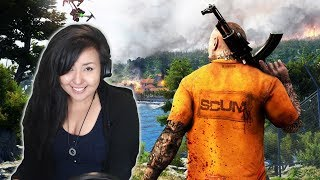 SCUM    First Time Playing