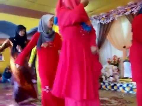 Anzlech & Jamilah dance  20141202