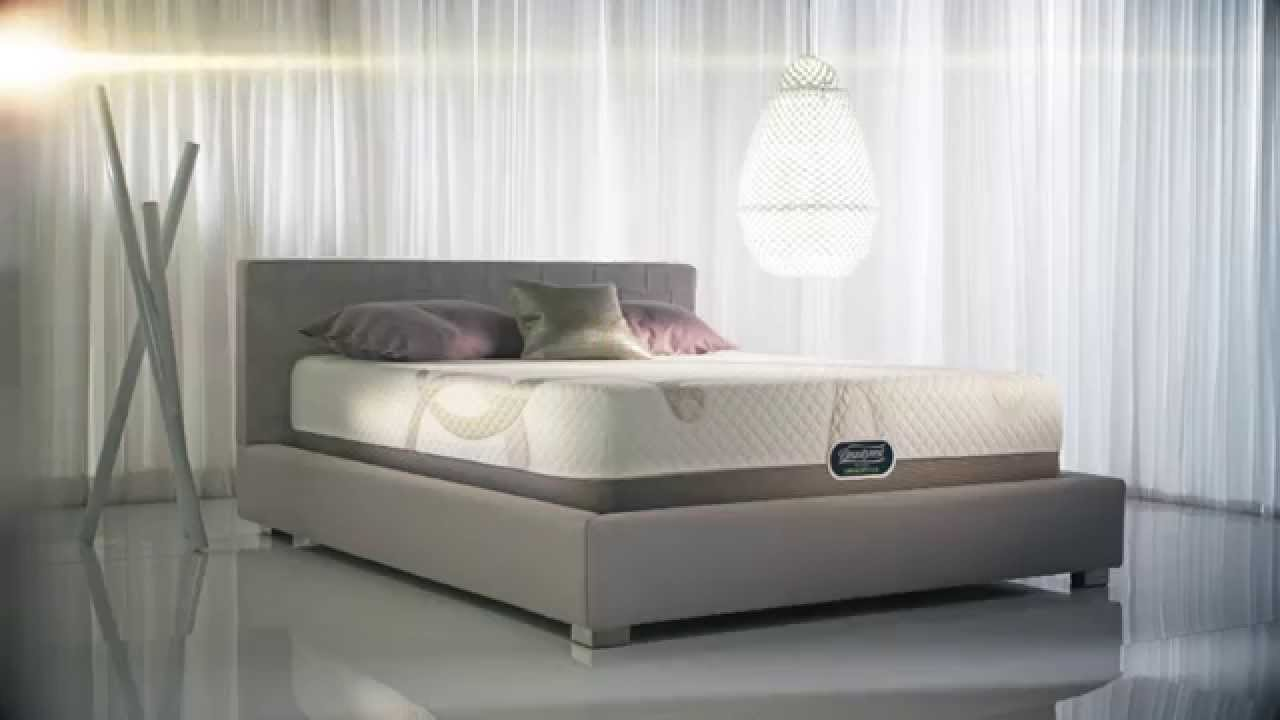 simmons memory foam mattress. beautyrest recharge memory foam plus mattress simmons