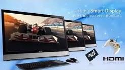 """Acer DA220HQL -älynäyttö 21,5"""" (Tuote: 820243)"""