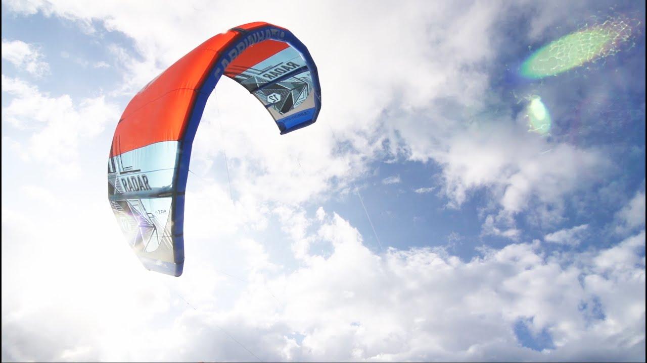2017 Radar (Cabrinha Kitesurfing)