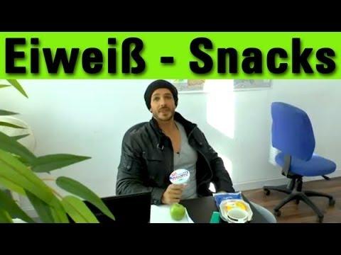 Die Perfekte Ernährung: Snacks Für Zwischendurch