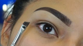 My Current Eyebrow Routine - Alexisjayda
