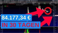 Was VERDIENT ein Trader wirklich? +84.177,34 € in 1 MONAT (mit BEWEIS)