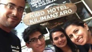 Mt  Kilimanjaro, Marangu Route