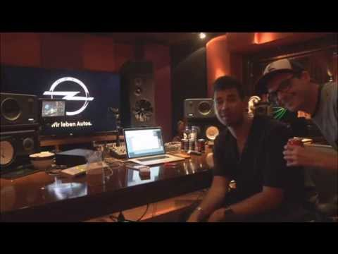 Afrojack Live Stream (28/08/2015) : The Process Of Making Music