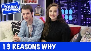 13 REASONS WHY Stars Talk Selena Gomez & Celeb Crushes!