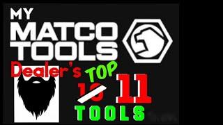 Matco Tools New Tools and A New Color Toolbox