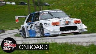 702hp VW Rallye Golf - Karl Schagerl | St. Anton 2019 ☆ Onboard