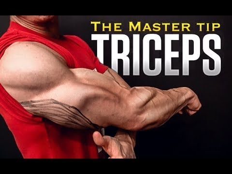 "Download Youtube: The Triceps Workout ""Master Tip"" (EVERY EXERCISE!)"