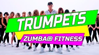 Sak Noel & Salvi feat. Sean Paul - Trumpets | Zumba Fitness 2017 [4K]