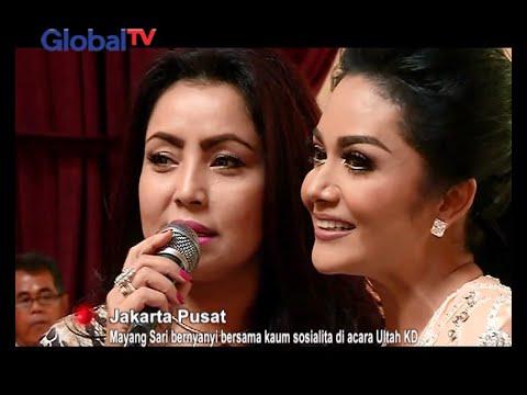 Download Mayang Sari bernyanyi di acara ultah KD l Ultah ke-42, KD pesta mewah - Obsesi 25/03