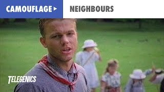 Camouflage - Neighbours (Official Music Video)