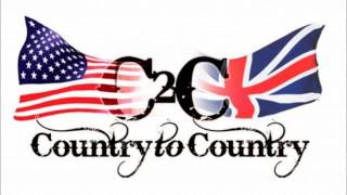 Jason Aldean Live in London - C2C 2015 Full Set