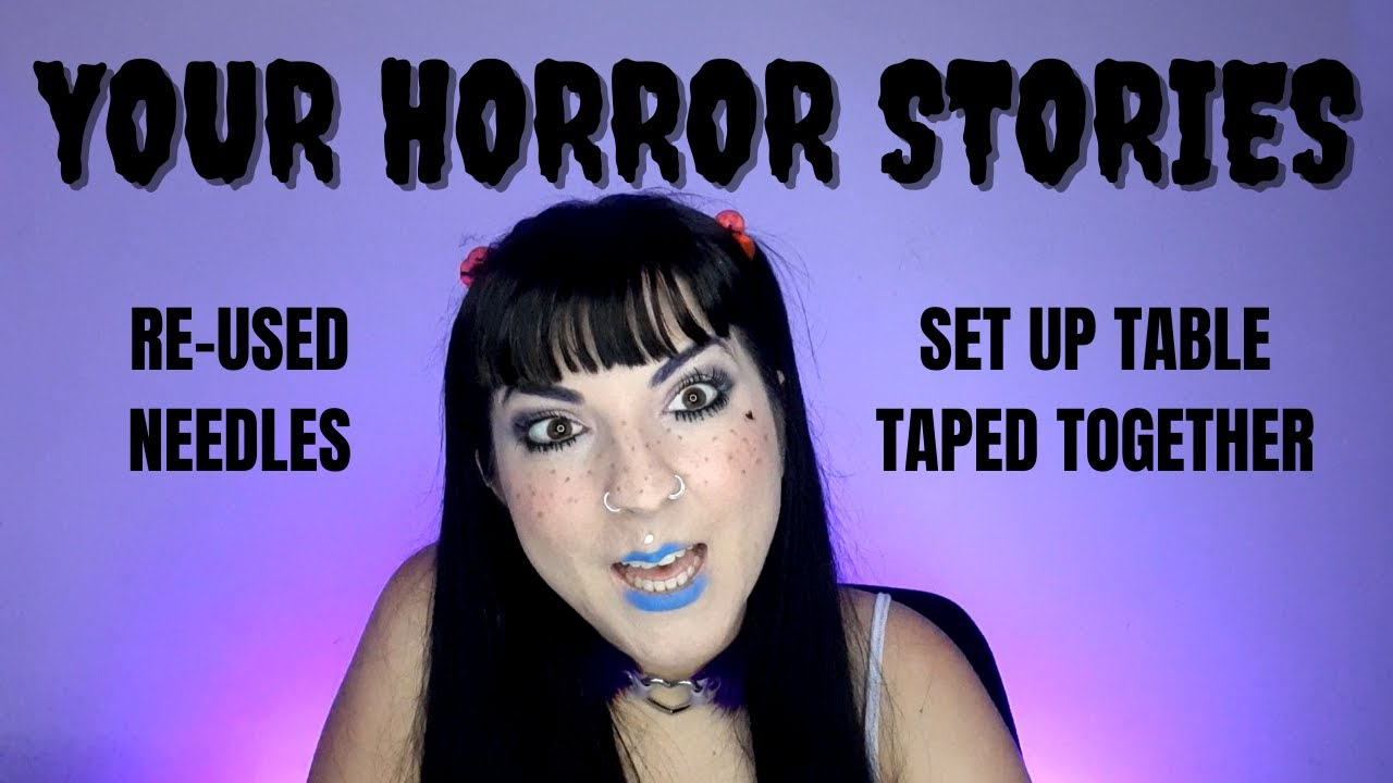 Download Piercer Reacts To Subcriber's Piercing Horror Stories