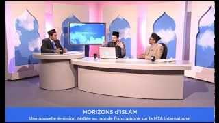 Horizons d'Islam - grille horaire à partir du mois d'août 2014