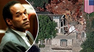 OJ Simpson knife: LAPD come into possession of weapon allegedly found on former estate - TomoNews