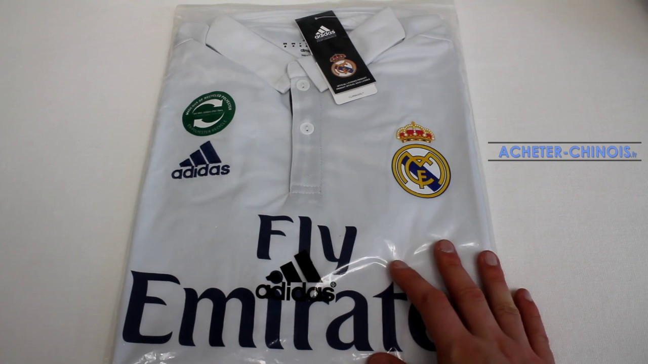 competitive price 719ca 60cdc Maillot du Real Madrid sur Aliexpress - SOCCER FANS