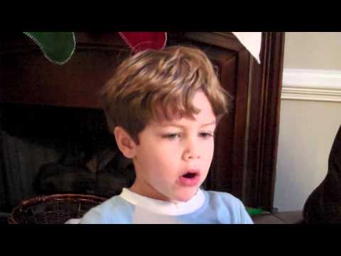 Jack's $1 Christmas Carol Singing Booth